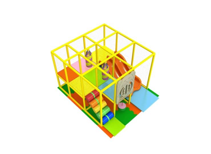 室内複合遊具 パターン2