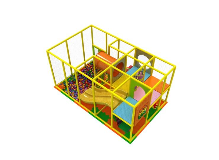 室内複合遊具 パターン5