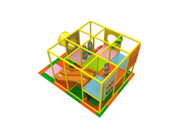 室内複合遊具 パターン8