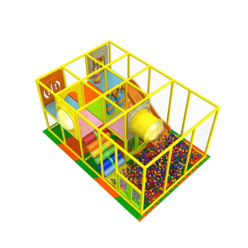 室内複合遊具 パターン9