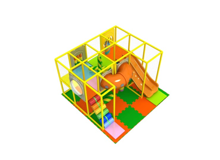 室内複合遊具 パターン10