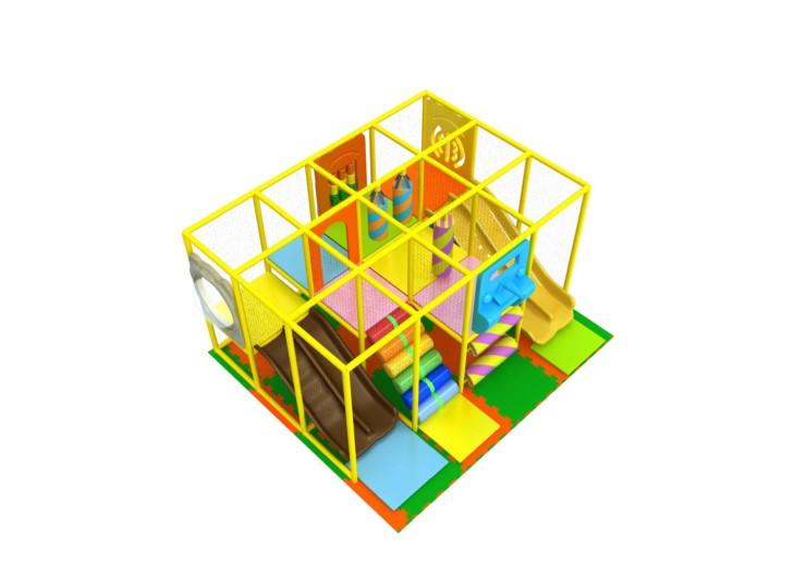 室内複合遊具 パターン11