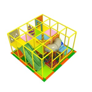 室内複合遊具 パターン13