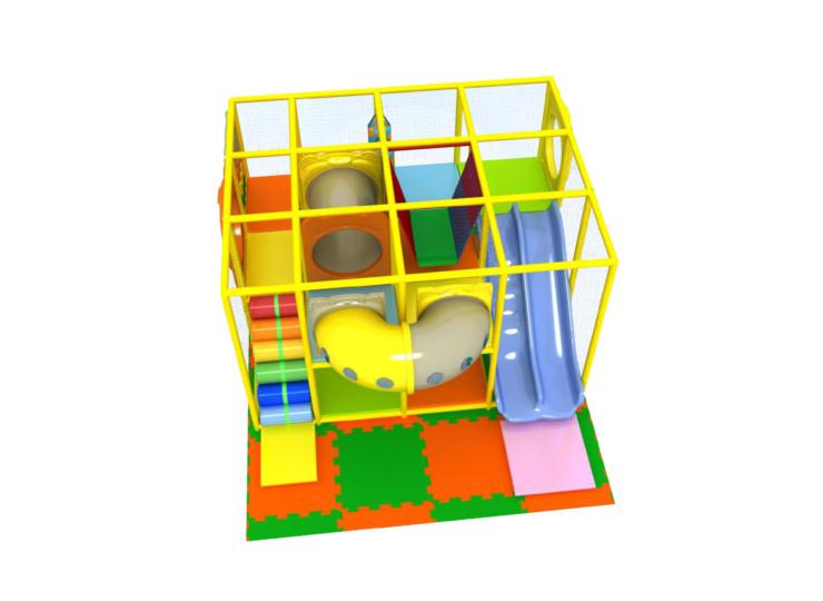 室内複合遊具 パターン14
