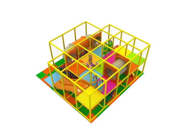 室内複合遊具 パターン15